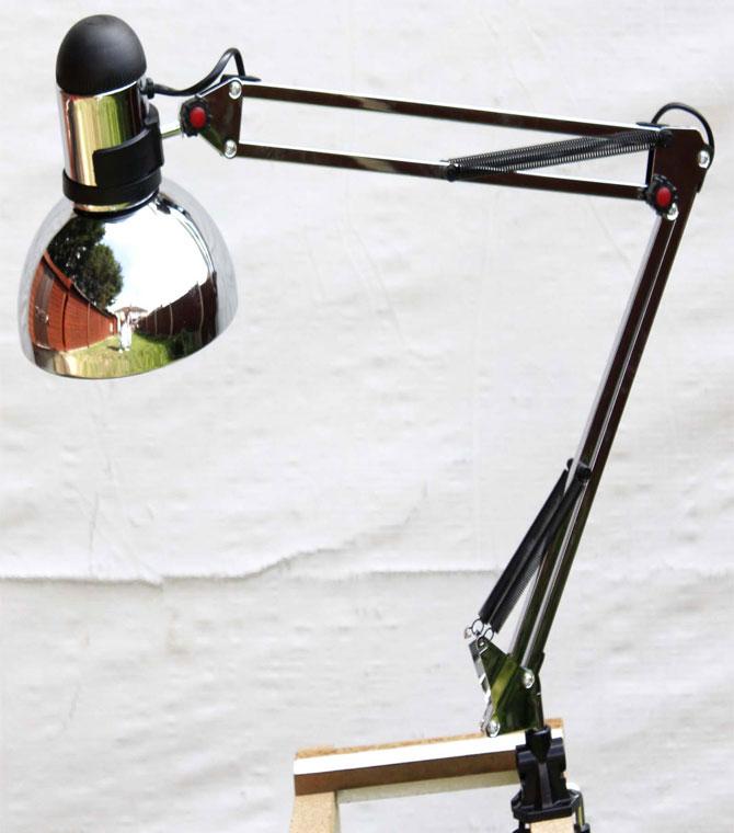 Manicure Lamp Black Chrome Vb Nails